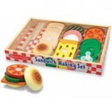 Sandwich Making Set Melissa n Doug